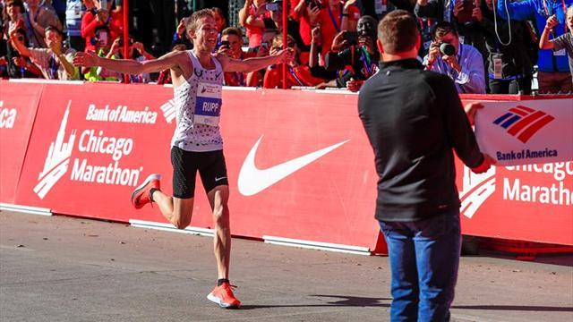 Tras 15 años, un estadounidense ganó el maratón de Chicago