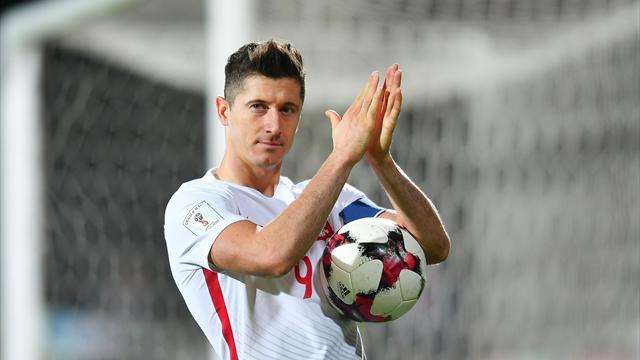 Lewandowski soll Polens Fluch brechen
