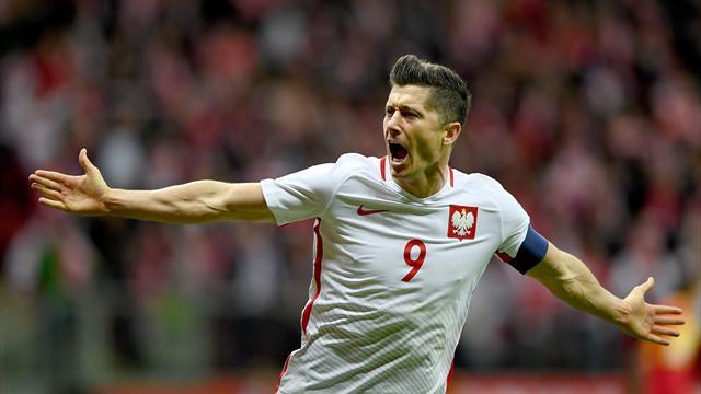 16 buts et une qualification : la campagne historique de Lewandowski