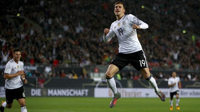Sans faute pour l'Allemagne, qui termine sur une 10e victoire de rang