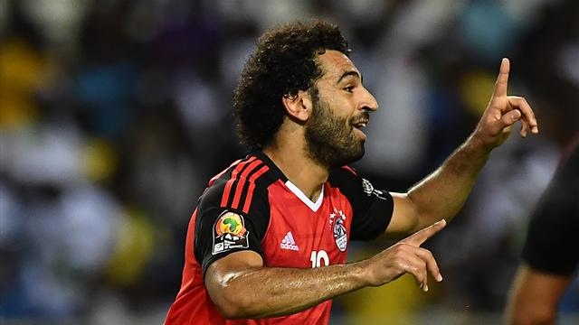 Après 28 ans d'attente, Salah envoie l'Egypte au Mondial