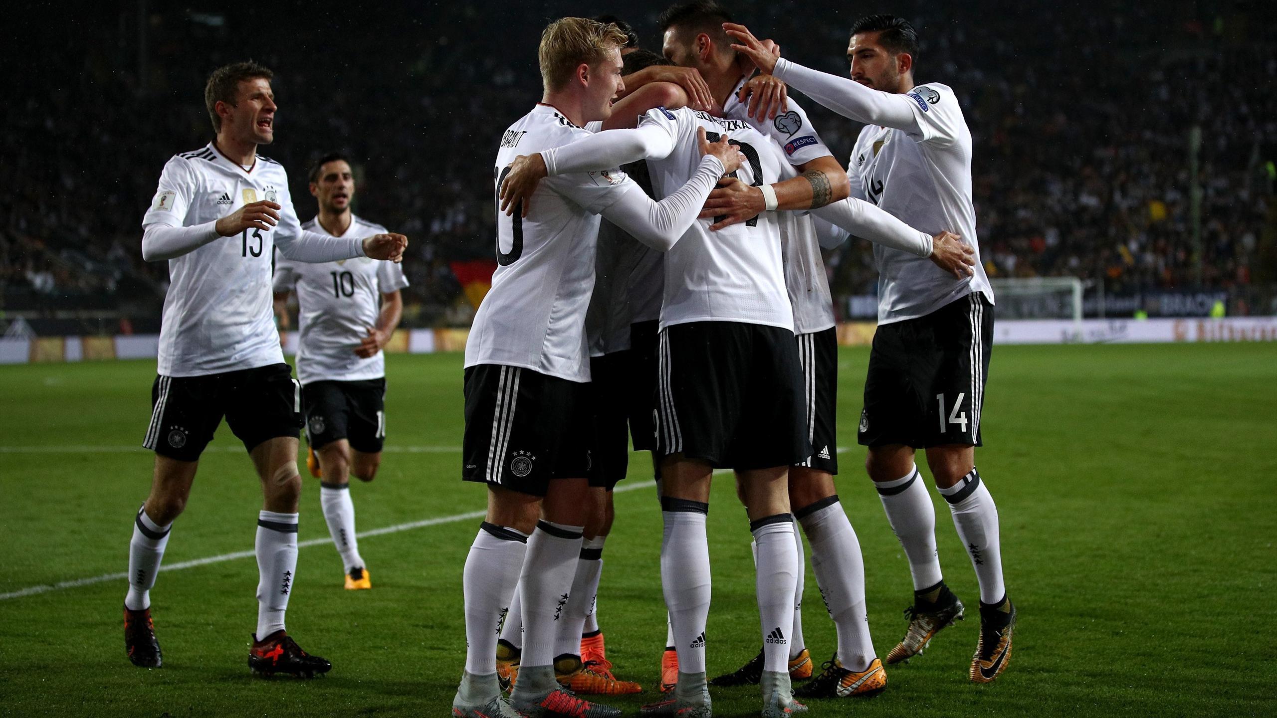 Deutschland Wm Quali