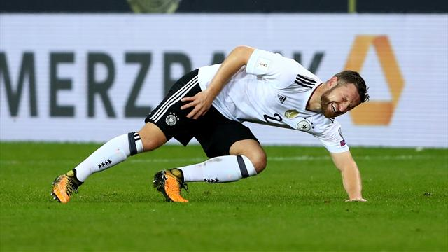 Arsenal defender Mustafi out for up to six weeks