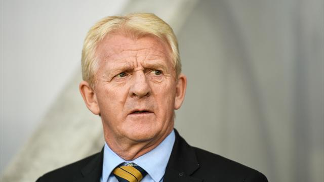 Small Scotland have a genetic disadvantage, claims Strachan