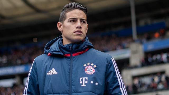Nach drei Monaten: Will James die Bayern schon wieder verlassen?