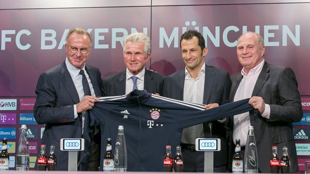 Bayern, Heynckes si (ri)presenta: