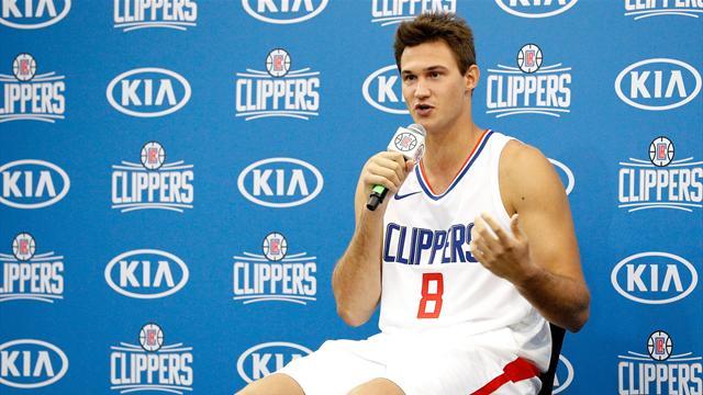 """Gallinari, ripartire per vincere con i Clippers. E con Messina: """"Usciremo a cena per chiarire"""""""
