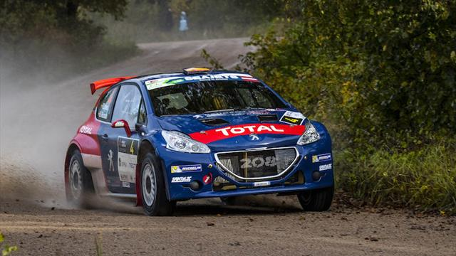 ERC Junior López: Rallies can be tricky