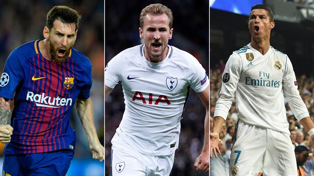 Șapte jucători din Premier League nominalizați pentru Balonul de Aur