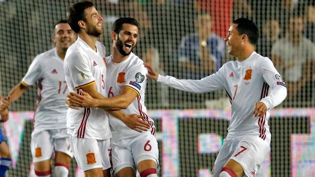 Illarramendi stunner ensures Spain finish campaign unbeaten