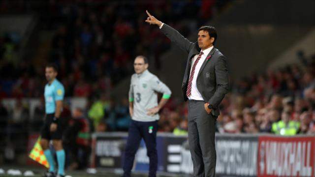Wales boss Chris Coleman to discuss future with FA after World Cup heartbreak