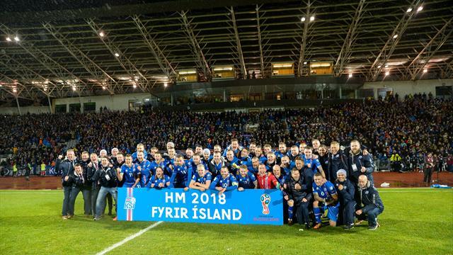 """L'Islanda porterà il """"Geyser sound"""" anche in Russia: un'impresa da record"""