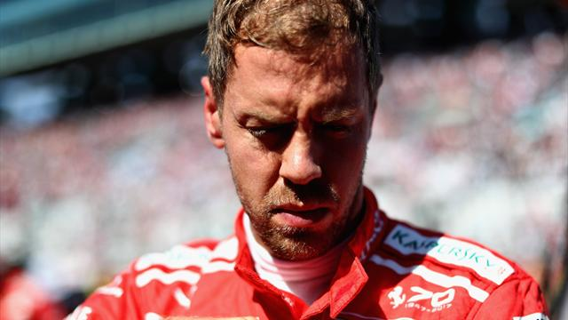 Vettel: 'Too much noise' around Marchionne