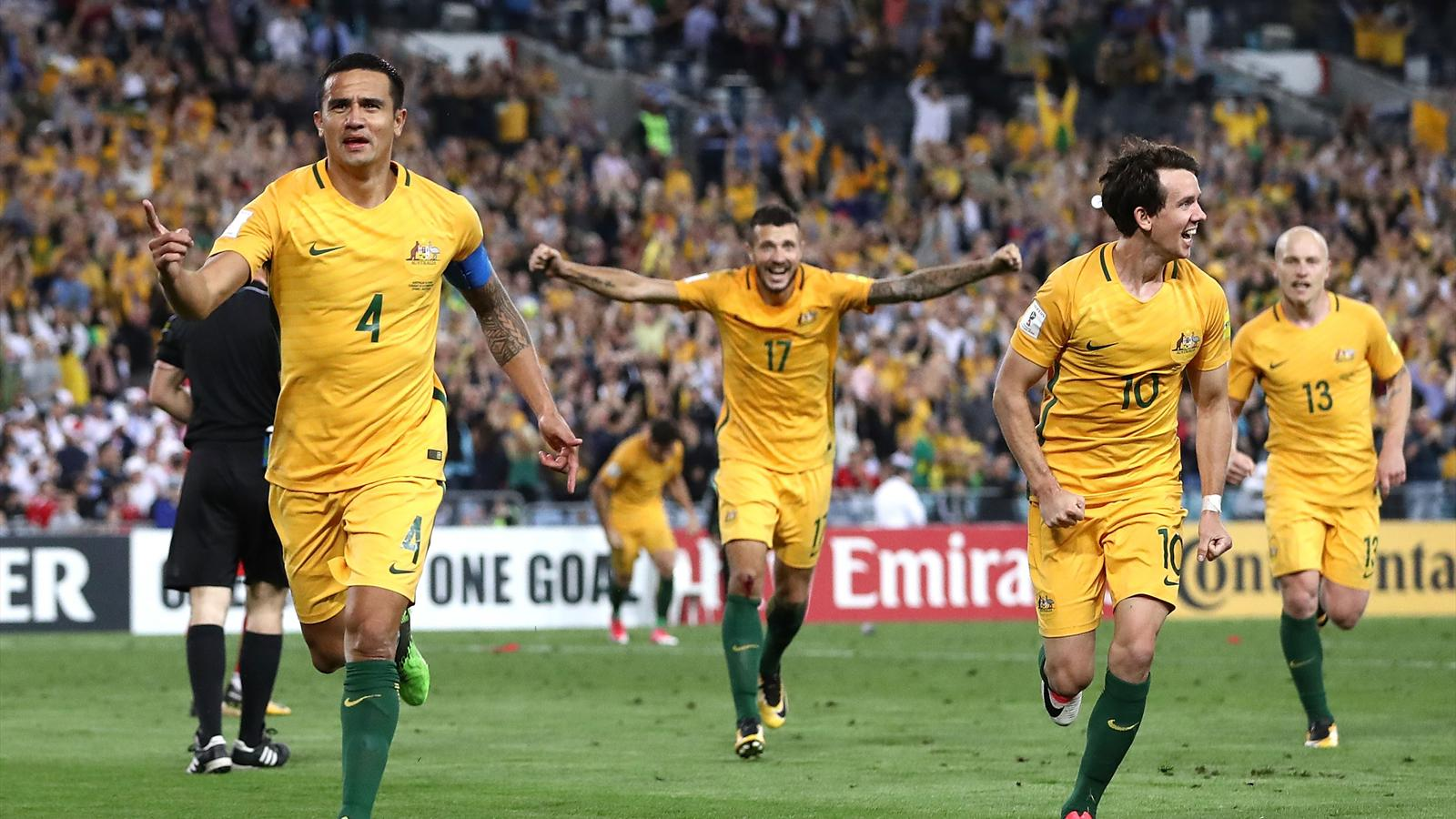World Cup Qualification Afc 2018 Live News Photos And Football Eurosport