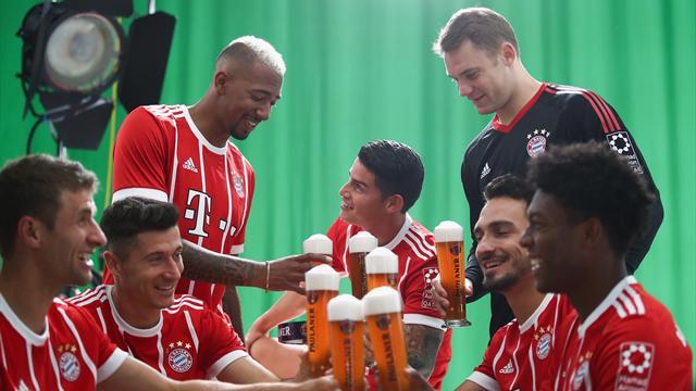 """Heinrich-Blog: """"Werbepause"""" beim FC Bayern"""