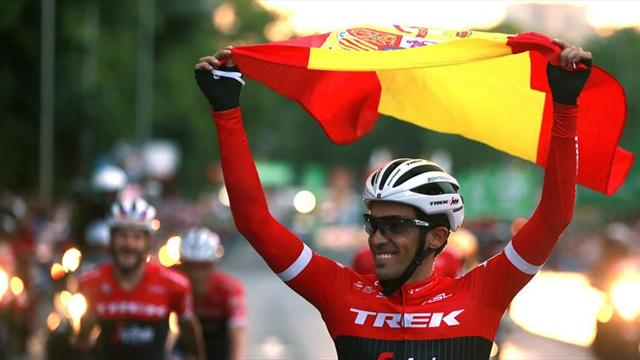 Detenido por el robo de una bicicleta con la firma de Alberto Contador