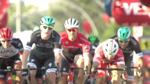 Tour de Turquía: Sam Bennett ejerce de Sagan en la primera etapa