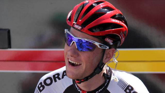 Sam Bennett wins 2nd consecutive stage in Presidential Cycling Tour