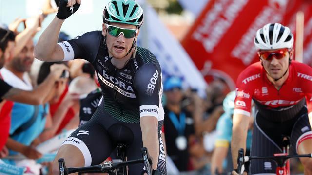 Tour of Turkey: Bennett undaunted by pressureand safety concerns