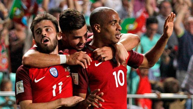 Cristiano Ronaldo va ai Mondiali: il Portogallo batte la Svizzera 2-0
