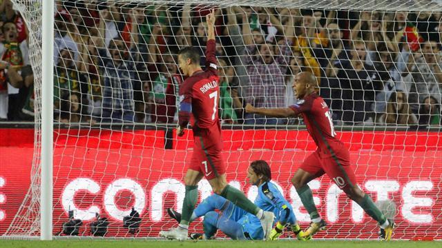 Португалия обыграла Швейцарию иквалифицировалась наЧМ-2018 пофутболу