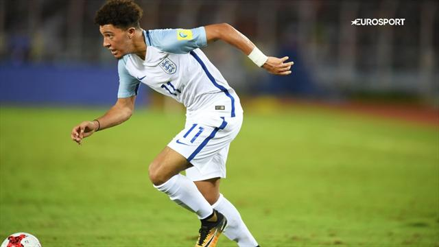 Sancho, Arp und Co.: Das sind die Toptalente der U17-WM