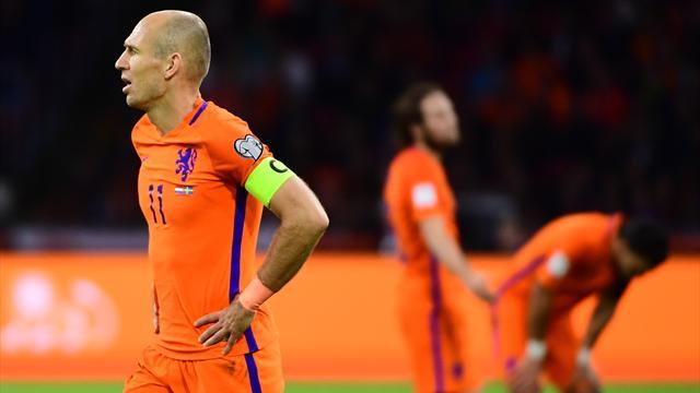Португалия опрокинула Швейцарию, голландцы никуда не едут. Результаты дня в квалификации ЧМ