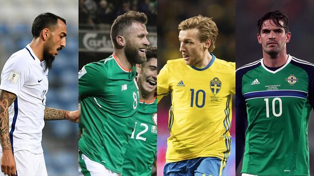 Italia, ecco chi puoi trovare ai playoff: Grecia, Irlanda, Irlanda del Nord o Svezia