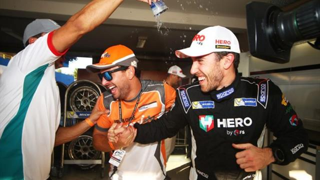 He flies then flies: Guerrieri keeps busy ahead of WTCC Race of China