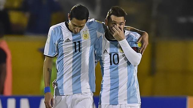 Сборная Аргентины сыграет сРоссией в«Лужниках»