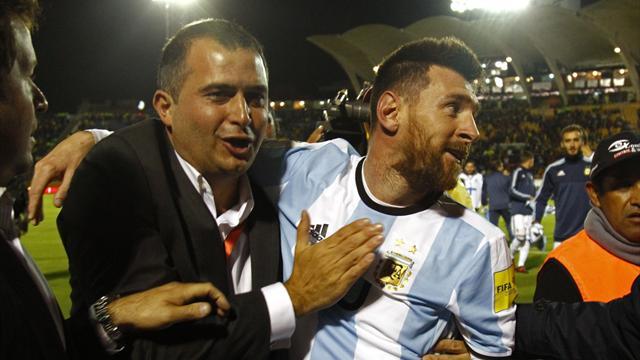 """Messi après sa symphonie : """"Ça aurait été une folie que l'Argentine ne soit pas au Mondial"""""""