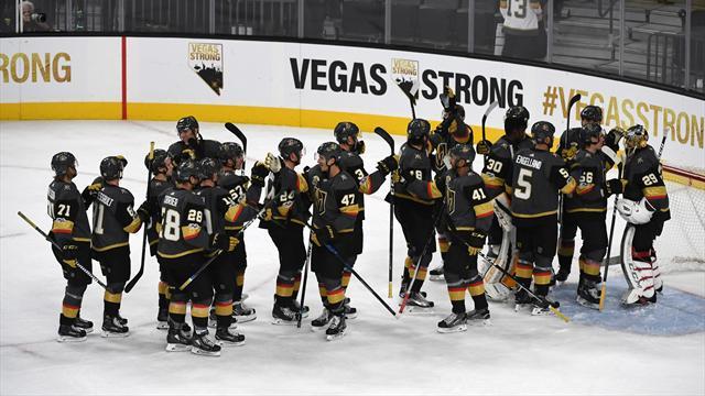 «Вегас» стал первым новичком в истории НХЛ, стартовавшим с трех побед