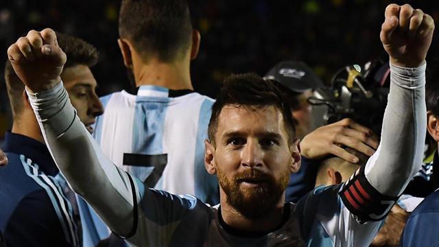 Les qualifiés : le champion d'Europe et son dauphin seront là, l'Argentine de Messi aussi