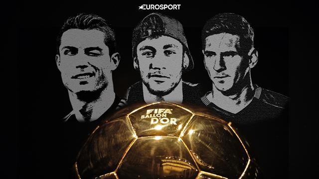 Qui sera Ballon d'Or ? Voici votre Top 10