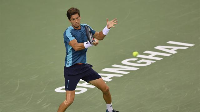 Bedene forced to retire early against Zverev in Shanghai
