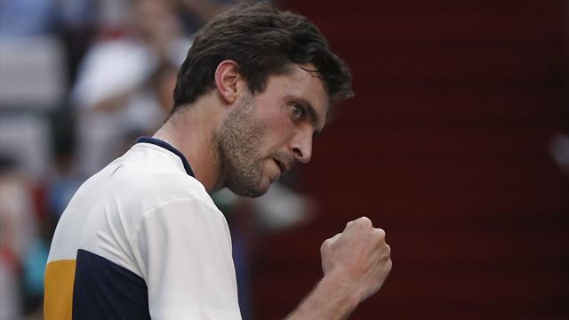 Gasquet et Simon passent le premier tour à Vienne — Tennis