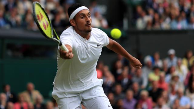 Kyrgios fined and stripped of prize money over Shanghai retirement