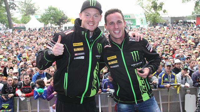 MotoGP: KTM setzt weiter auf Smith und Espargaro