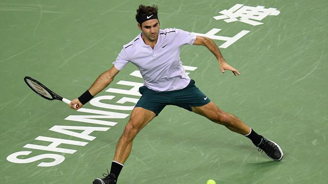 Federer – Dolgopolov EN DIRECT