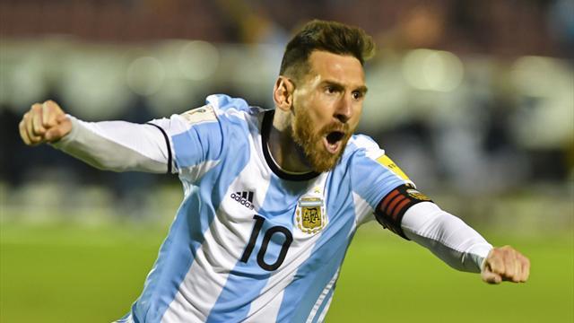 Никто кроме Месси не забивал за сборную Аргентины в течение 11 месяцев