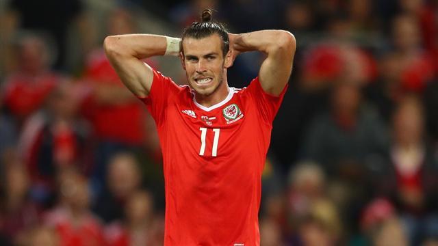 Dal Cile di Vidal al Galles di Bale: i grandi esclusi da Russia 2018