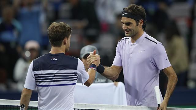 """Federer: """"Tanti 30enni nel circuito? Grazie a soldi, fisioterapia e voli diretti"""""""