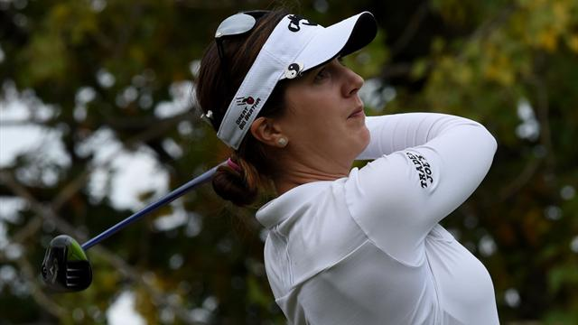 Golf: Gal in Evian unter den Top 20