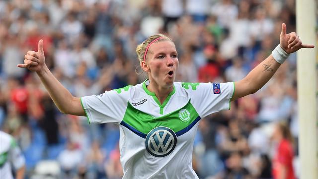 12:2-Torfestival! Wolfsburg ballert Atlético weg