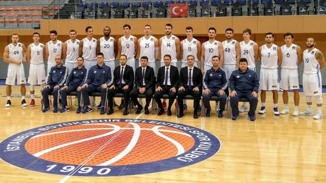 İstanbul Büyükşehir Belediyespor, FIBA Erkekler Avrupa Kupası'nda gruplara kaldı