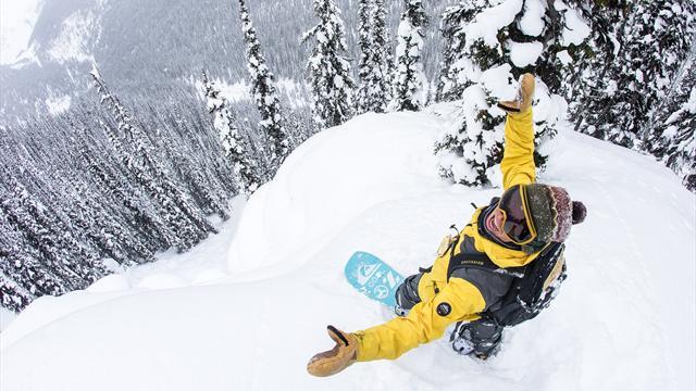 Легенда сноуборда Трэвис Райс представит новый фильм в России