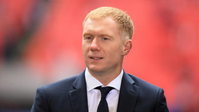 Scholes interviewed for Oldham manager's job