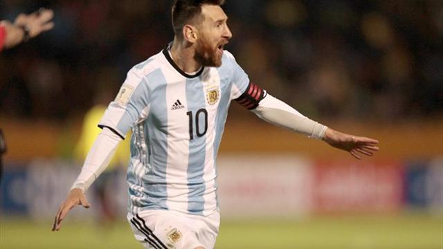 """Messi: """"Hubiese sido una locura que Argentina no estuviera en el Mundial"""""""