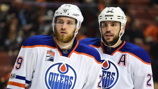 Zum Jahresausklang: Klatsche für Draisaitl und die Oilers