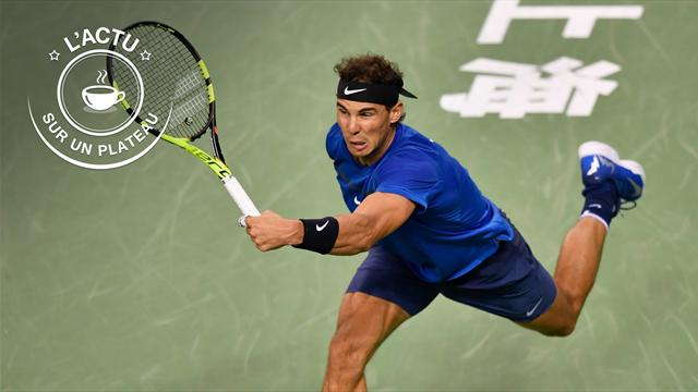Pas d'exploit pour Gasquet sorti en quarts par Federer — Tennis / Shanghai
